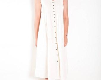 Noir Silk & Tucks Dress