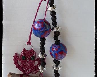 Jewelry OWL bag