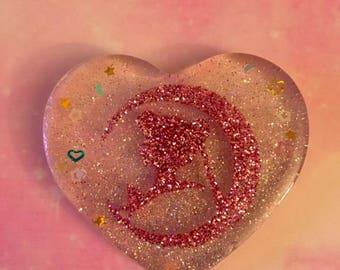 Sailor Moon Heart Charm