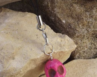 Wearable jewelry - skull and cross