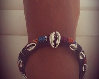 ankles stringed bracelets