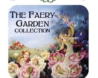 """Heirloom, non-GMO Seed Collection """"Faery Garden"""""""