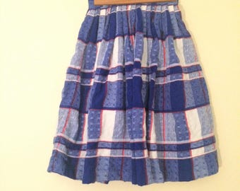70's Vintage Evan-Picone Wool Skirt