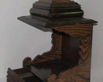 Handcarved Wooden Home Altar