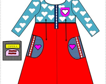 Doll Fashion Art Coloring Pages  Fun and Relaxing Coloring  Perfect Party Activity  Set 2