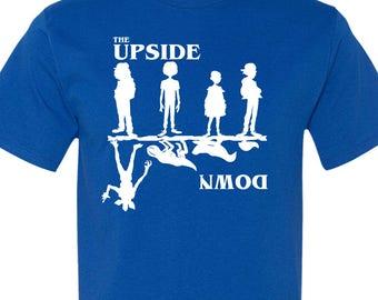 The Stranger Upside down - Stranger Tee Shirt