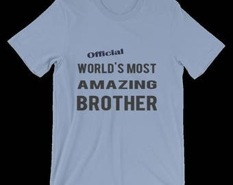 Brother Gift Idea, Christmas Gift for Brother, Cool Gift for Brother, Funny Birthday Gift for Brother, Sarcastic Gift for Brother