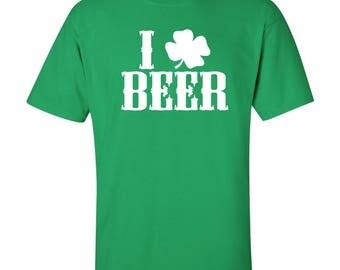 I Shamrock Beer - T-shirt