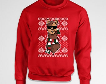 Ugly Christmas Sweater Xmas Pullover Holiday Present Christmas Hoodie Xmas Jumper Holiday Gift Ideas Ugly Xmas Sweatshirt X-Mas TEP-536