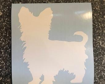 Westie Dog (West Highland White Terrier)