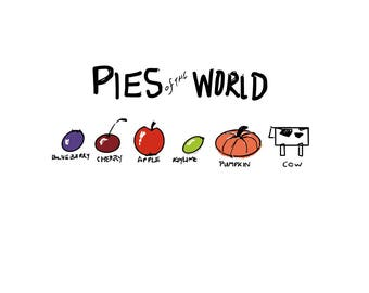 Pies of the World