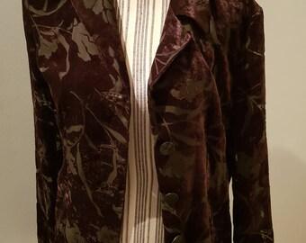 Vintage Sport Max elegant jacket