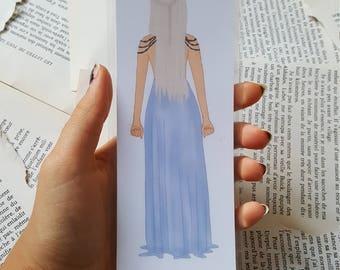 Daenerys Targaryen - Game of Thrones bookmark
