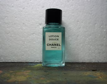 Chanel Lotion Douce Vintage