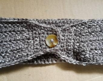 Headband, Ear Warmer, Crochet Headband