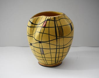 Bay Keramic Vase 547 Milano Pattern