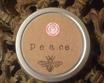 Healing Beeswax Balms