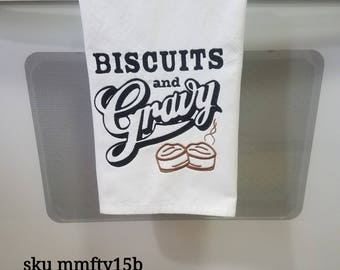 Biscuits & Gravy Single Towel