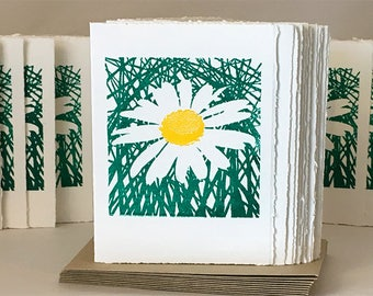 Easter Day or Any Other Day Card - Daisies!!