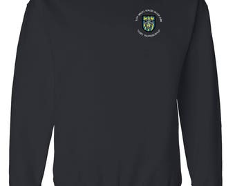 12th Special Forces Group Embroidered Sweatshirt-3765