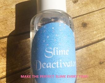 SLIME DEACTIVATOR- Fix Hard Slime- Hard Slime Fix- Slime Activator, Slime Deactivator