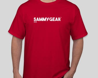 Youth/Boy's Gildan Ultra Cotton T-shirt - ALPINE Sammy Gear™ logo