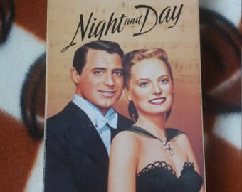 Night and Day VHS 1993 Cary Grant, Alexis Smith
