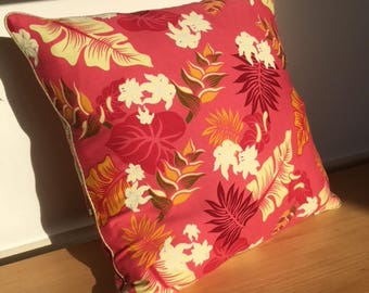 Lychee pillow cover