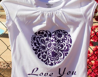 Shirts, decals, organic cotton onesies, aprons, hats, cups personalized, photo transfer