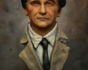 Lt Columbo 1/6 bust