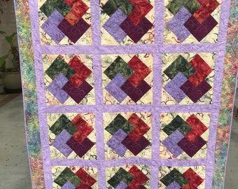 Lavender Card Trick