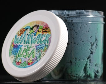 Berry Fairy Cloud Dough Slime (Scented)