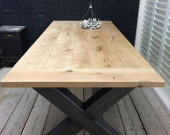 Modern Nordic Style Wood Table