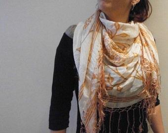 Silk scarf Armand Basi