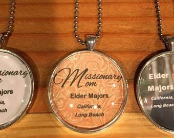 Missionary Pendant Necklace