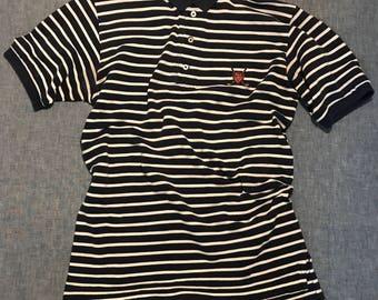 90's POLO GOLF short sleeve shirt
