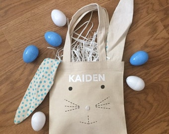 Personalized Easter Bag / Basket