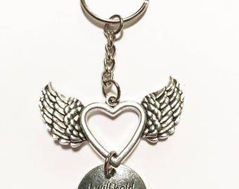 Memorial keychain