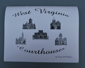 Courthouses of West Virginia