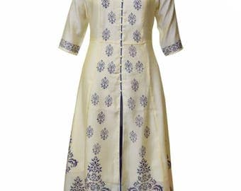 Cotton printed ethnic Kurti/Tunic | summer collection | classic look |