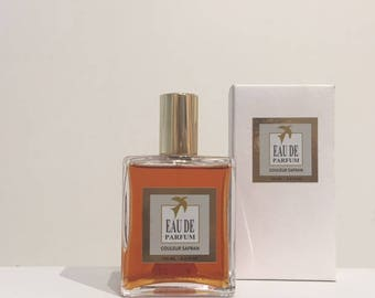 PATCHOULI vanilla Eau de Parfum - 100 ml - made in Grasse France - handcrafted by a master perfumer