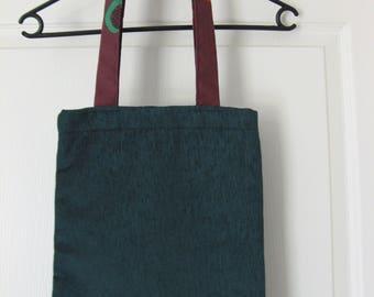 tote bag Green - tote bag, cotton, canvas bag, shopping bag