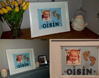 Personalised baby picture
