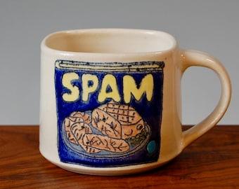 Spam Mug (No. 1)