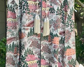 Vintage Japanese cape