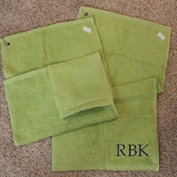 Personalized Pocket Workout Sweat Towel Gym Towel Yoga