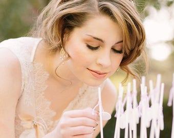 Bridal Headband with Pearls Crystals Rhinestones, Wedding Headpiece, Boho Headband