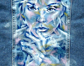 Custom Hand Painted Wearable Art