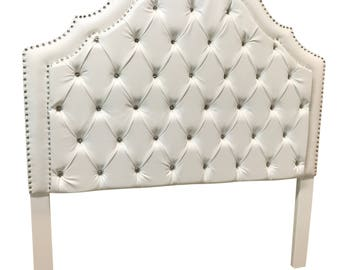 white headboard upholstered headboard queen size white tufted headboard with rhinestones queen headboard tufted upholstered bed