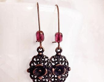 50% Off Clearance Sale VICTORIAN WEST Earrings